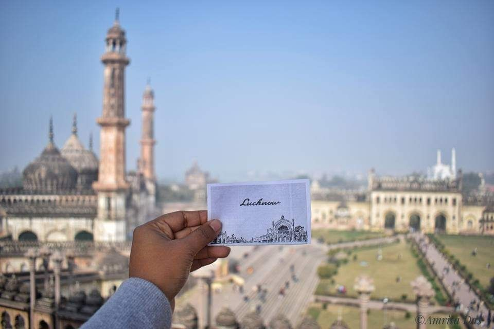 Photo of Lucknow By Amrita Das