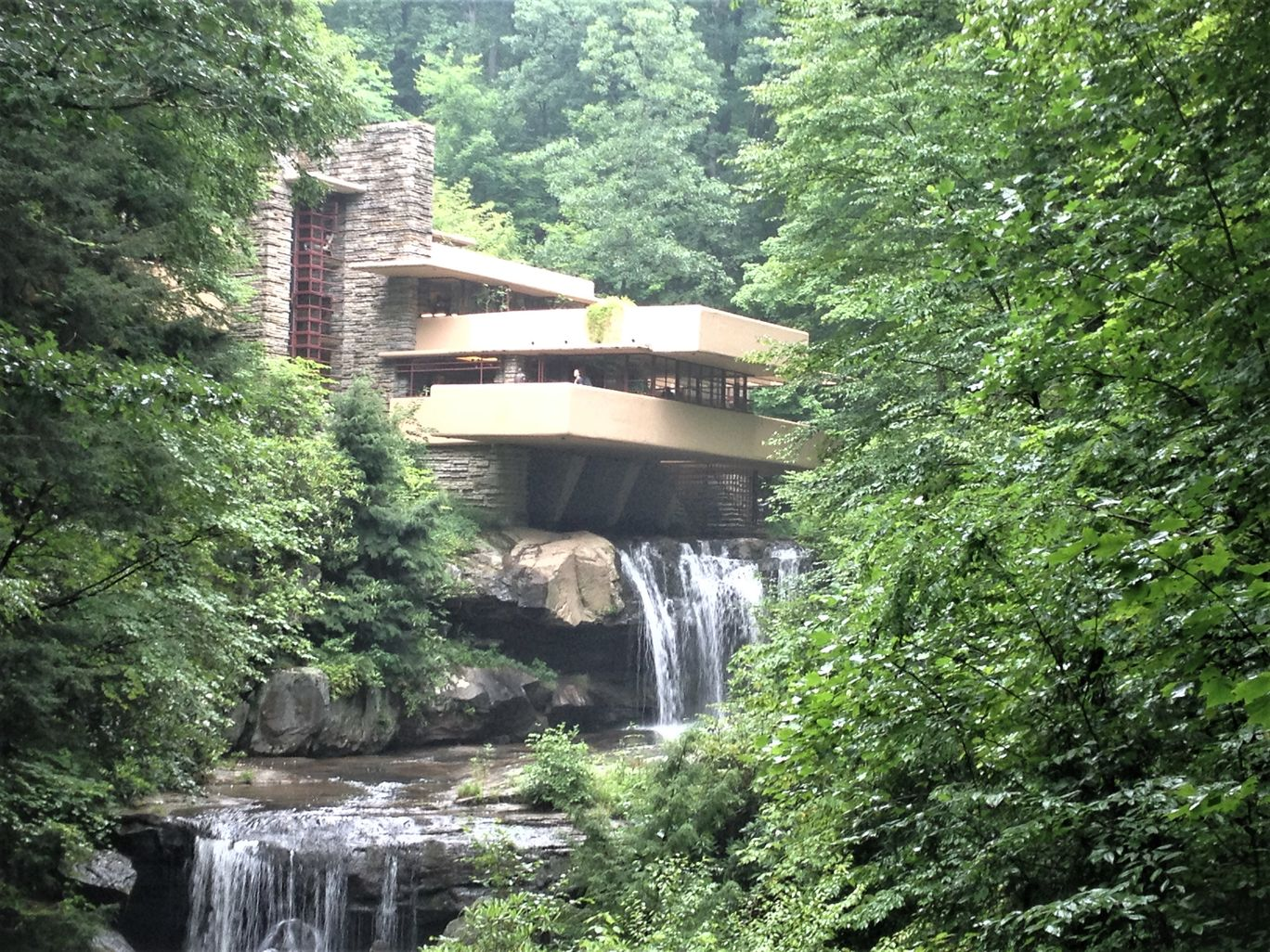 Photo of Falling Waters By Ruchi Shah