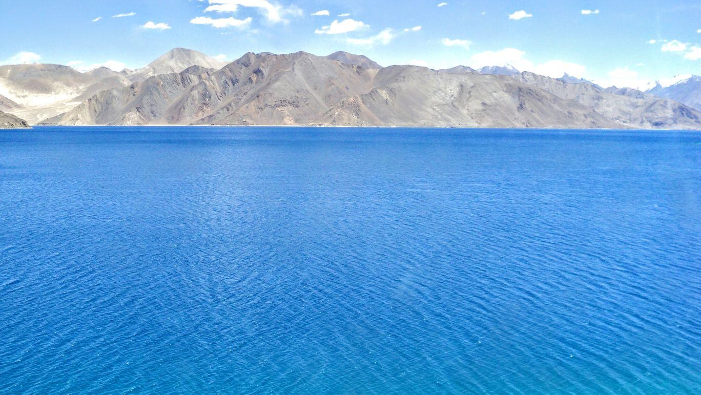 Photo of Pangong Lake By vaishali