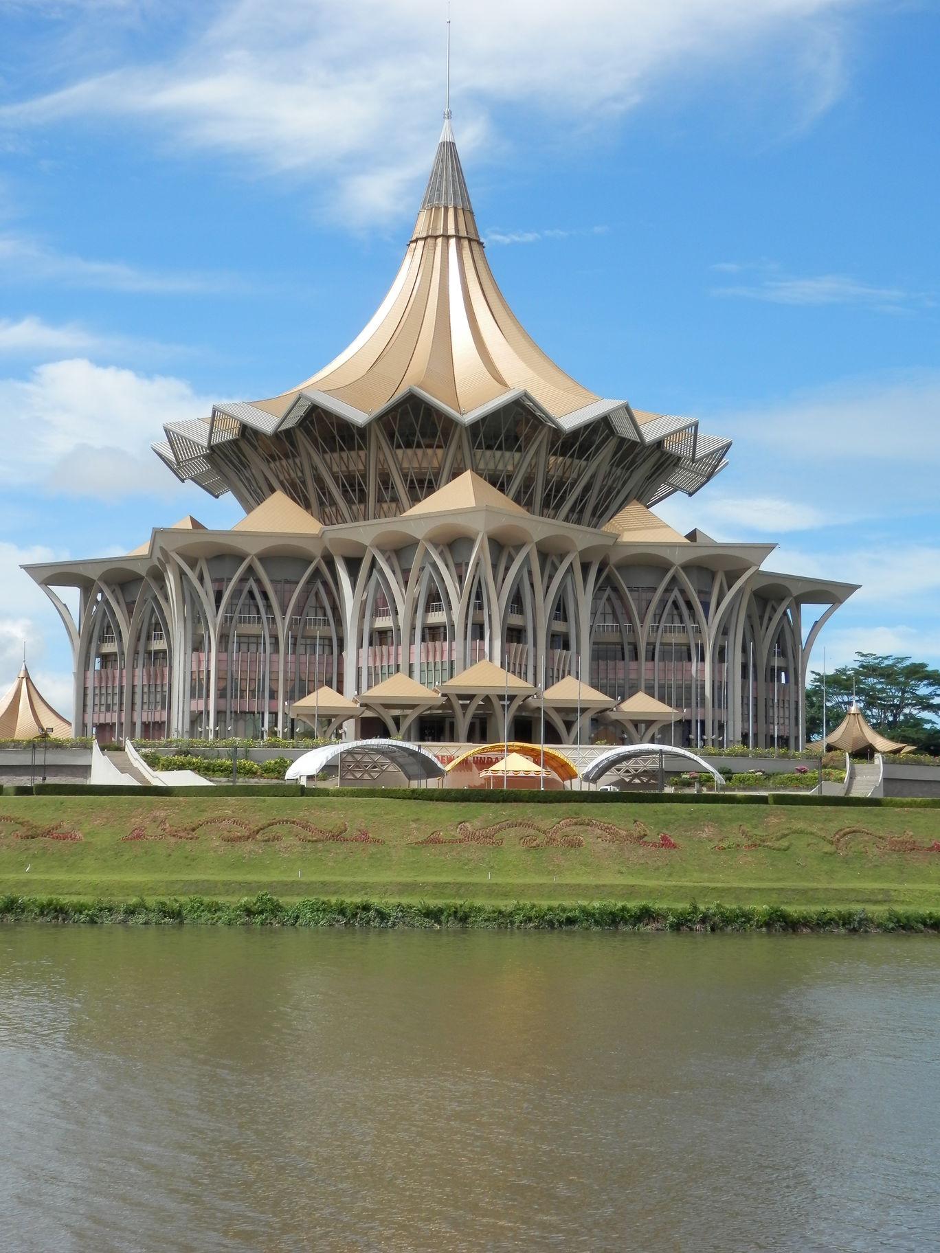 Kuching: A Weekend Getaway From Singapore By Nivedana
