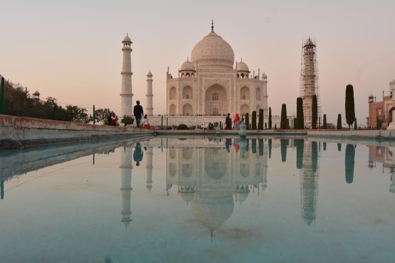 Photo of Wah Taj By Mahesh Maddala