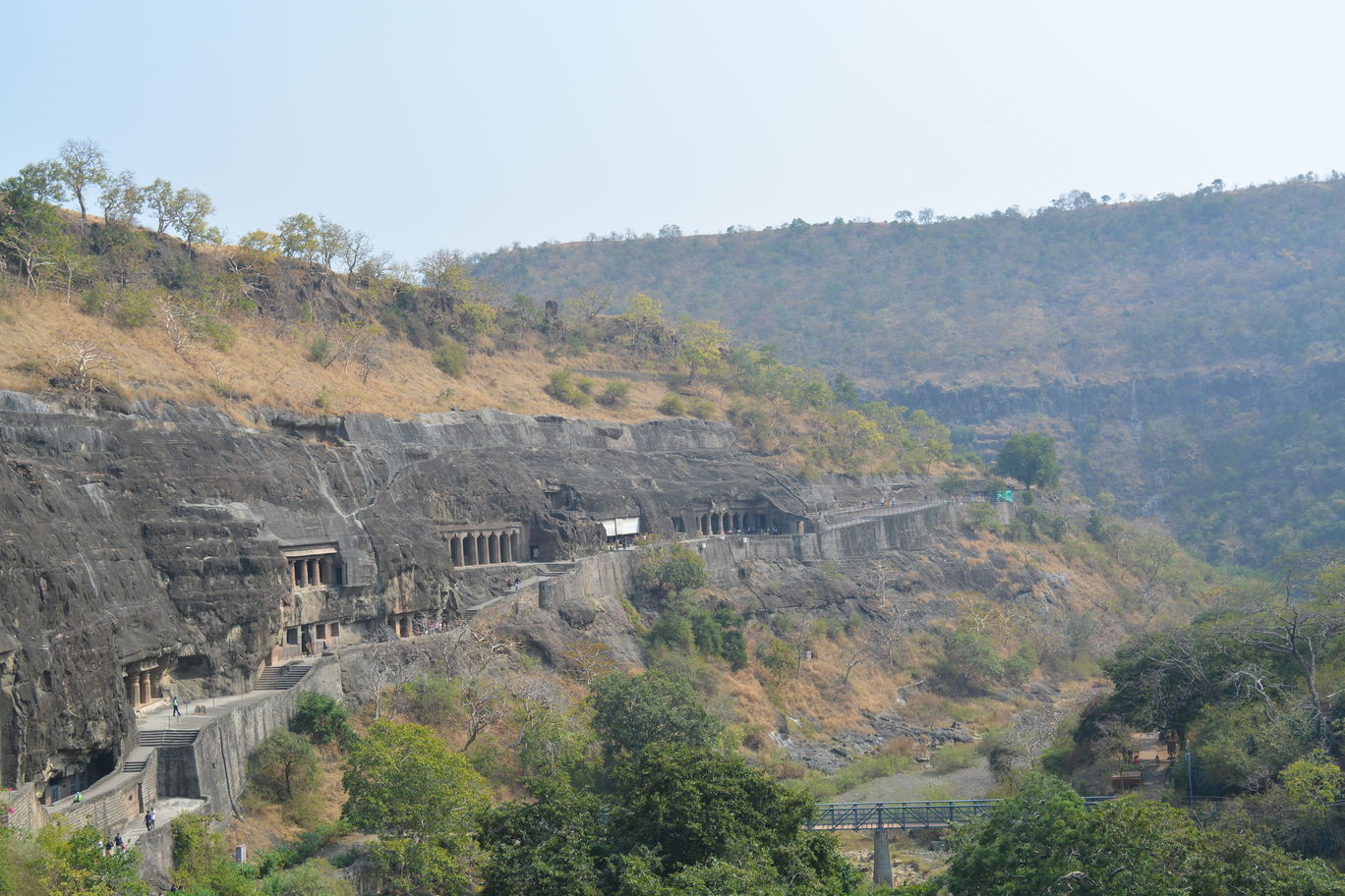 Photo of Amazing Ajanta Caves By Mahesh Maddala