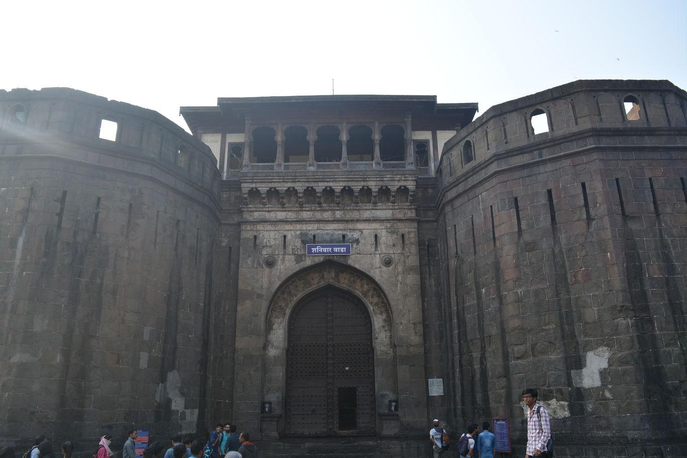 Photo of Shaniwar Wada: The Palace Of The Peshwa By Mahesh Maddala