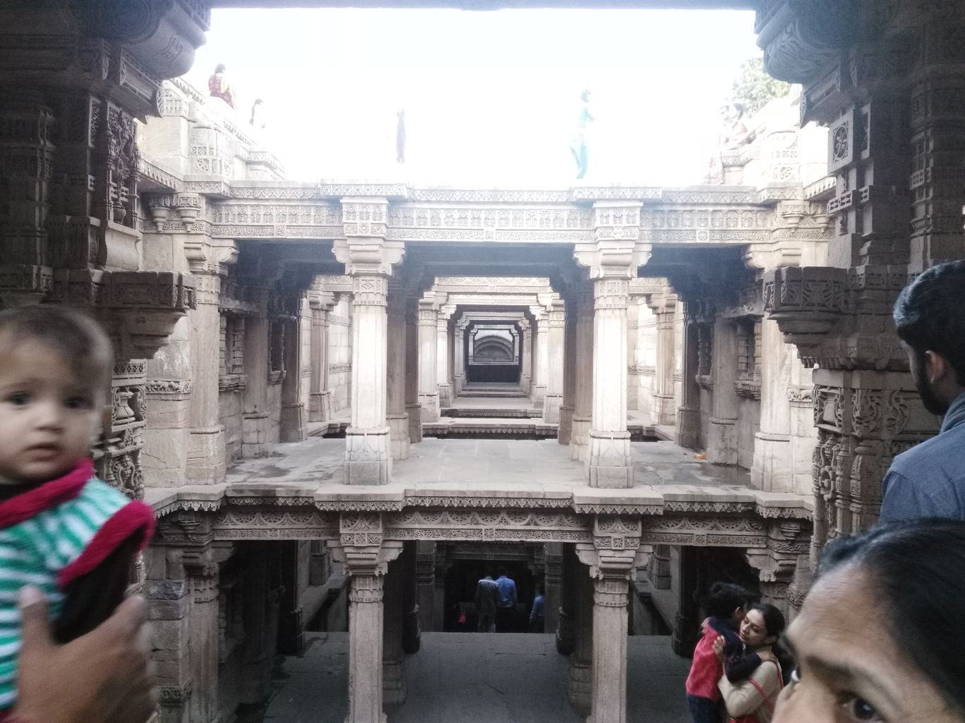 Photo of Adalaj Stepwell By Mahesh Maddala