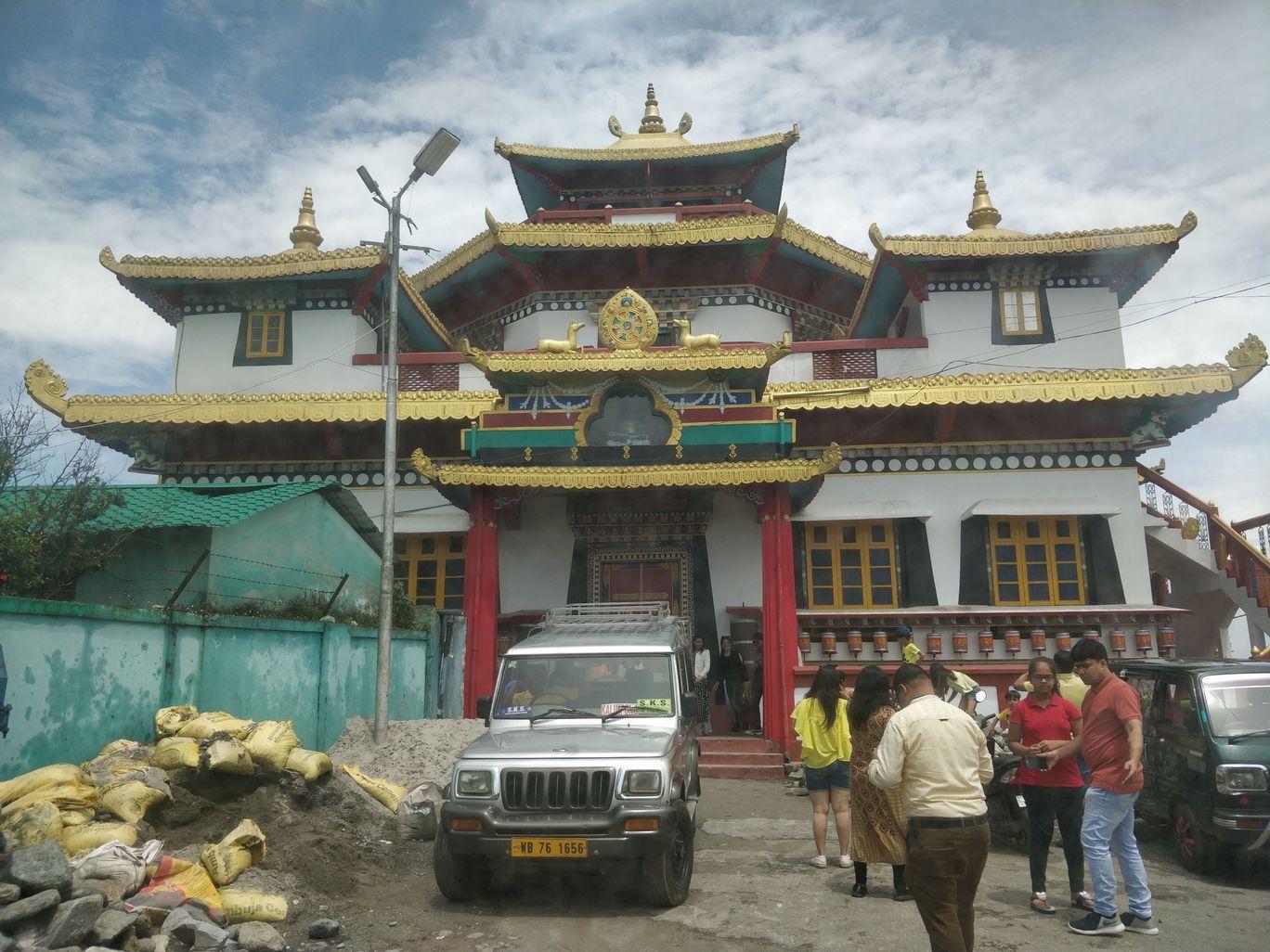 Photo of Northeast Series: Zang Dhok Palri Phodang Monastery, Kalimpong By Mahesh Maddala