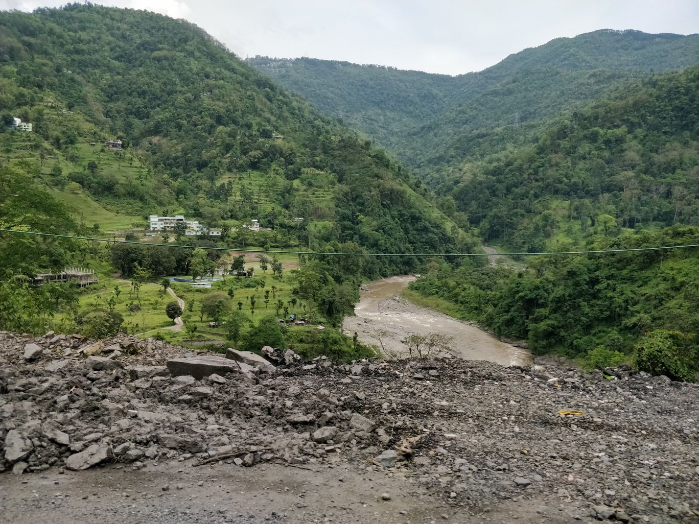 Photo of Northeast Series: West Bengal - Sikkim Border By Mahesh Maddala