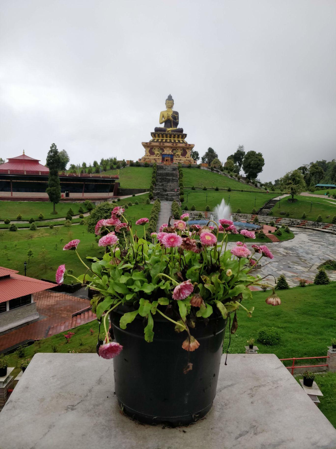 Photo of Northeast Series:Ralong Monastery, Ravangla By Mahesh Maddala