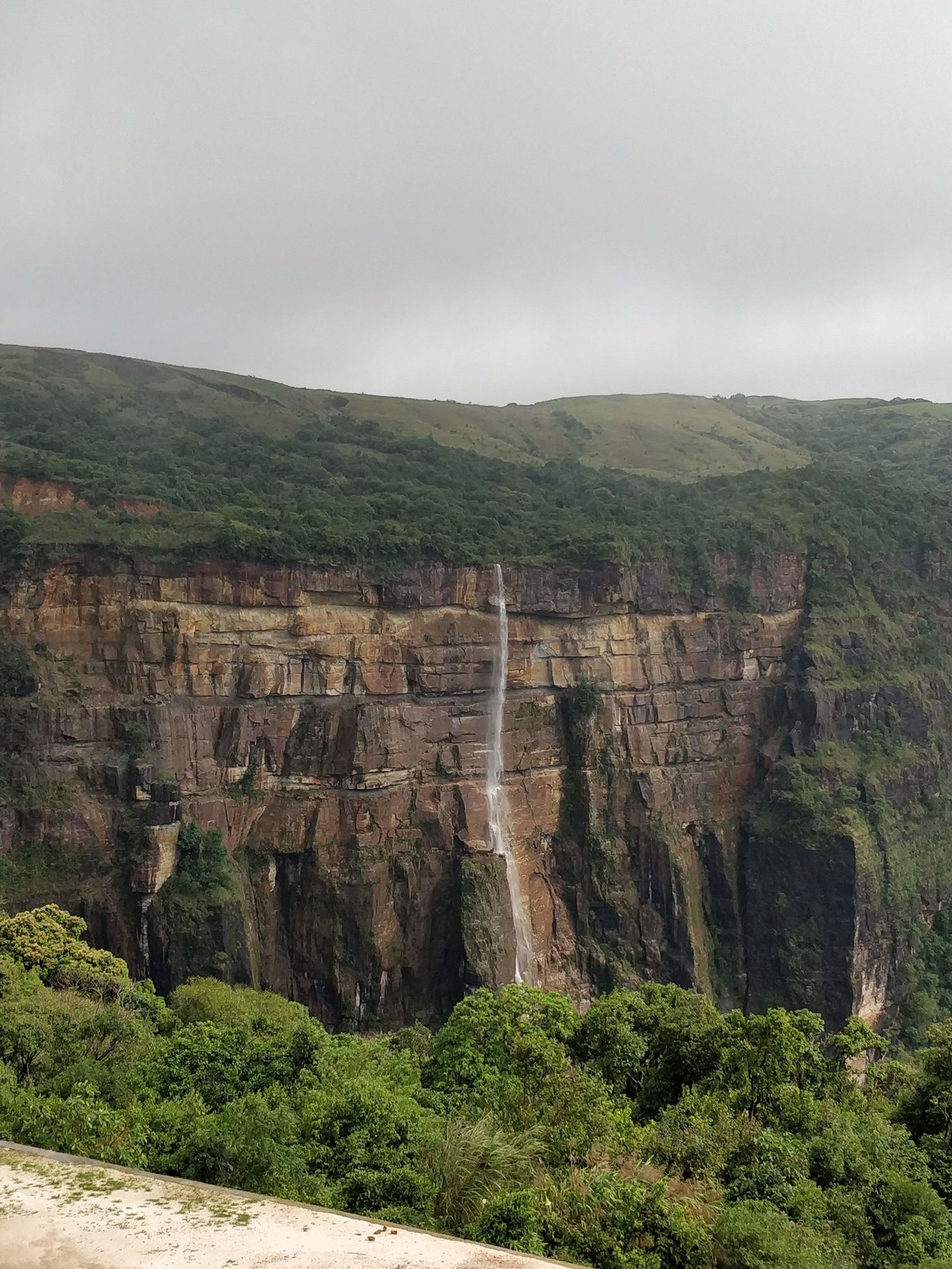 Photo of Northeast Series: Waterfalls of Cherrapunjee By Mahesh Maddala