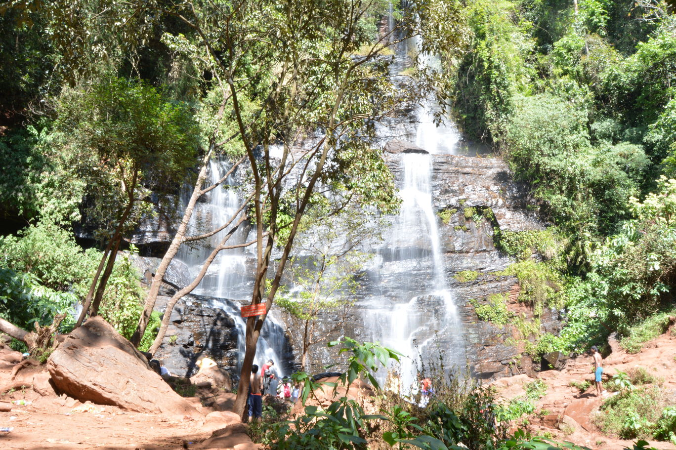 Photo of Jhari Falls- that can make your jaws drop By Mahesh Maddala