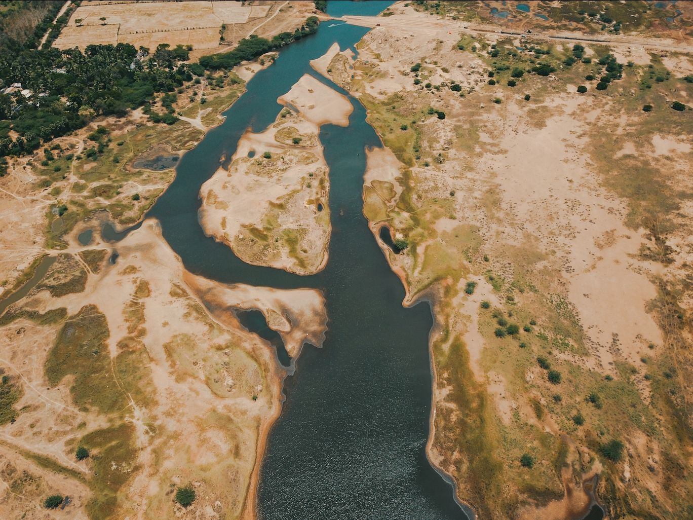 Photo of Palar River By raam coumar