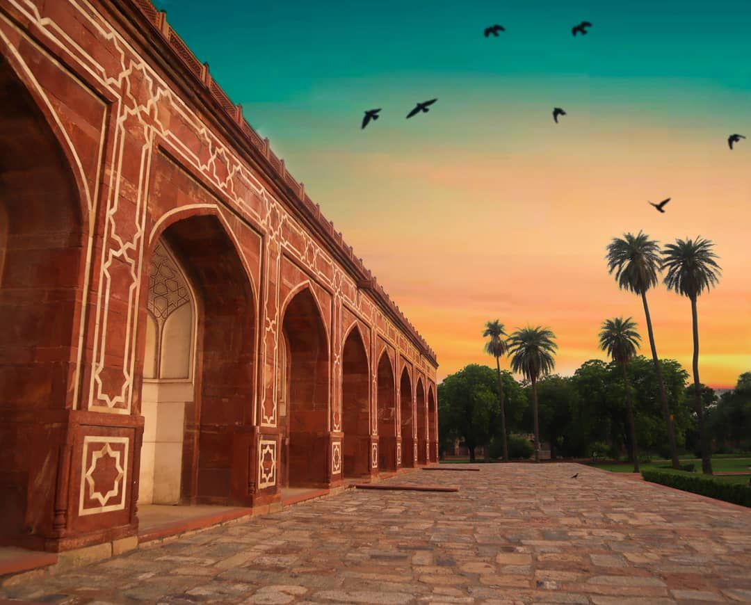 Photo of Humayun's Tomb By Arpita Agnihotri
