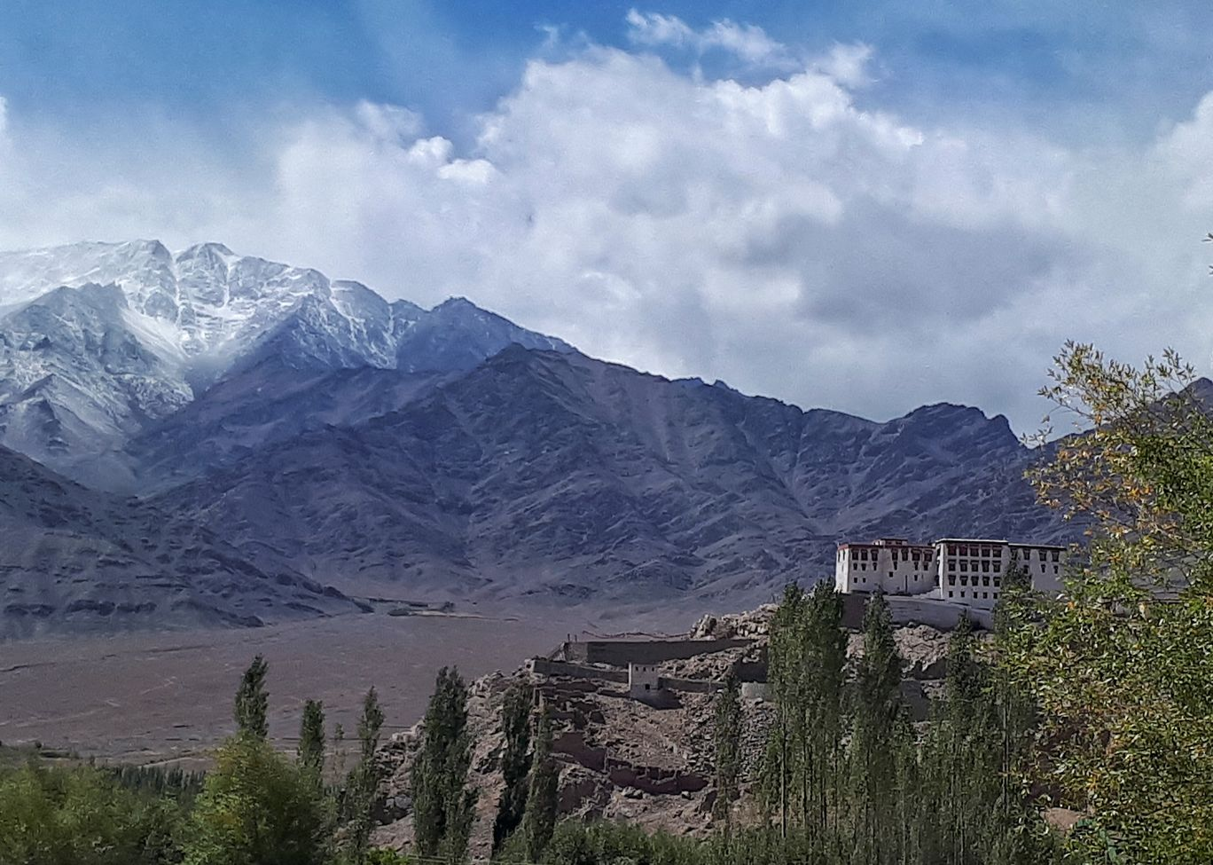 Photo of Stakna Gompa By Arpit Tank