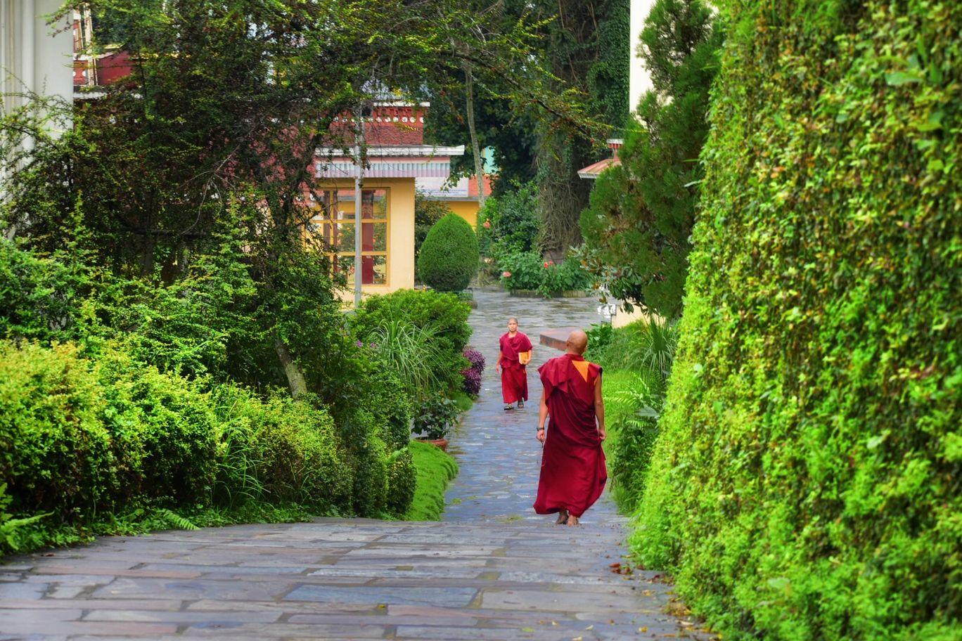 Photo of Kopan Monastery By Varsha Sikarwar