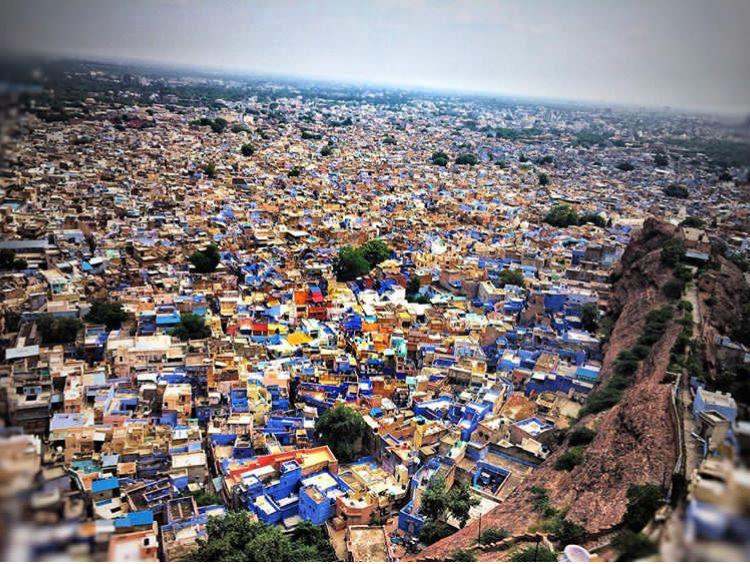 Photo of Mehrangarh Fort By Varsha Sikarwar