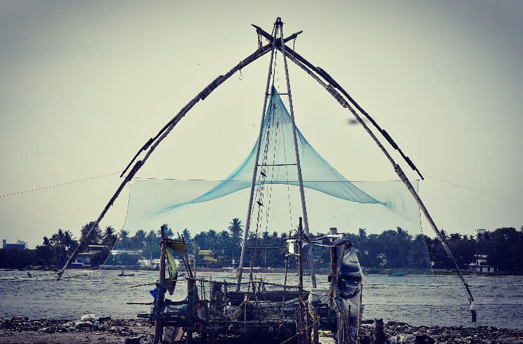 Photo of Fort Kochi By Varsha Sikarwar