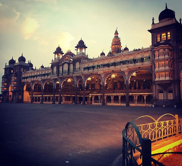 Photo of Mysore Palace By Varsha Sikarwar