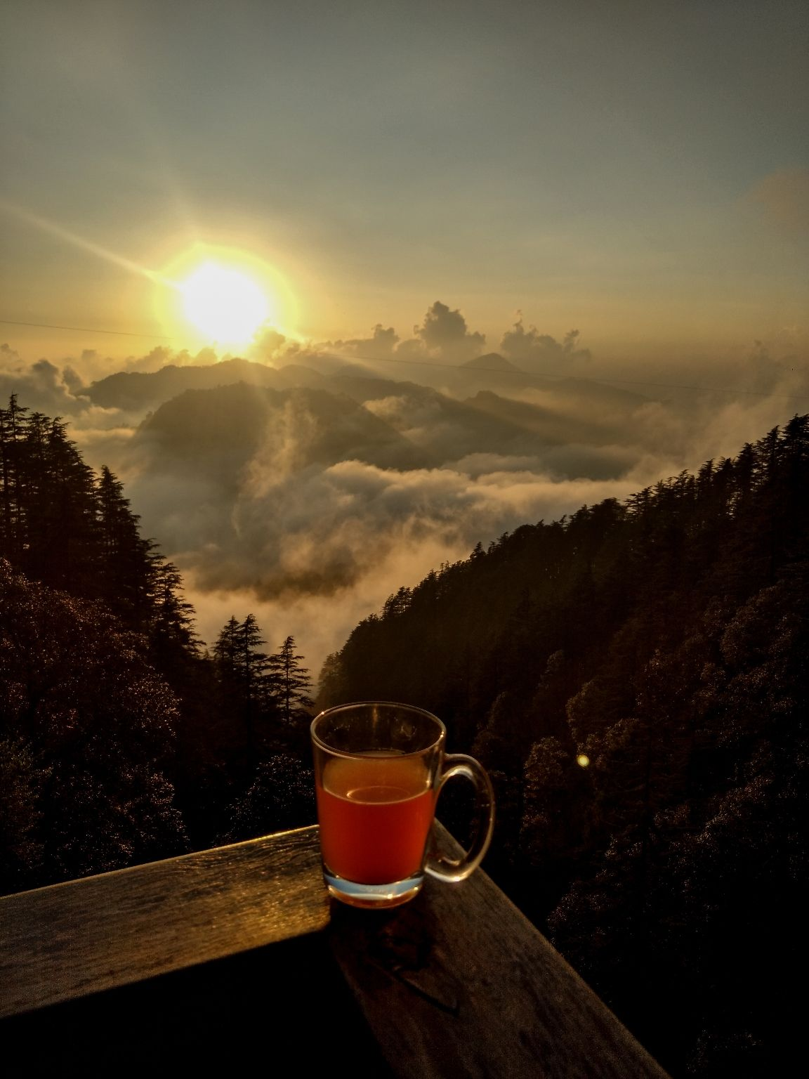 Photo of Landour By Tamanna Chaudhary