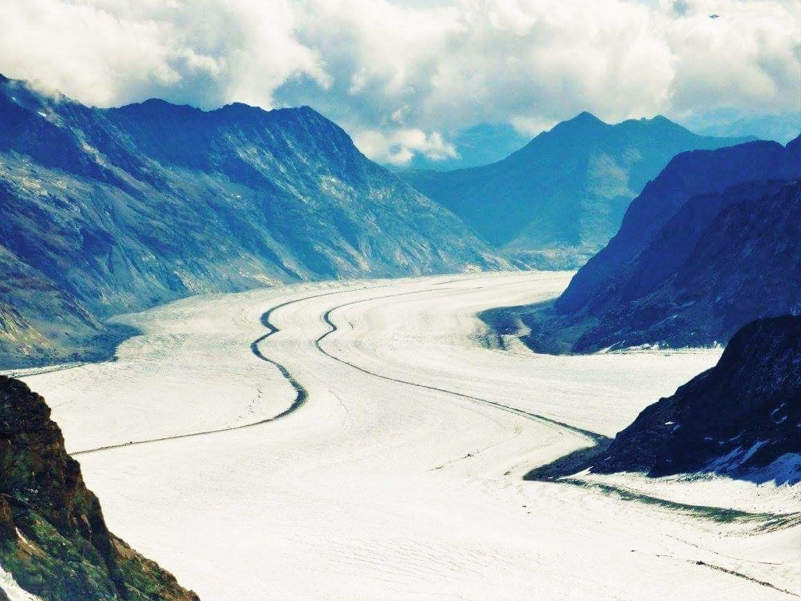 Photo of Jungfrau By Mehak Kashmiria