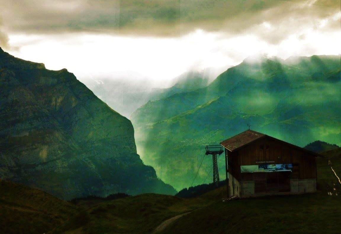 Photo of Grindelwald By Mehak Kashmiria