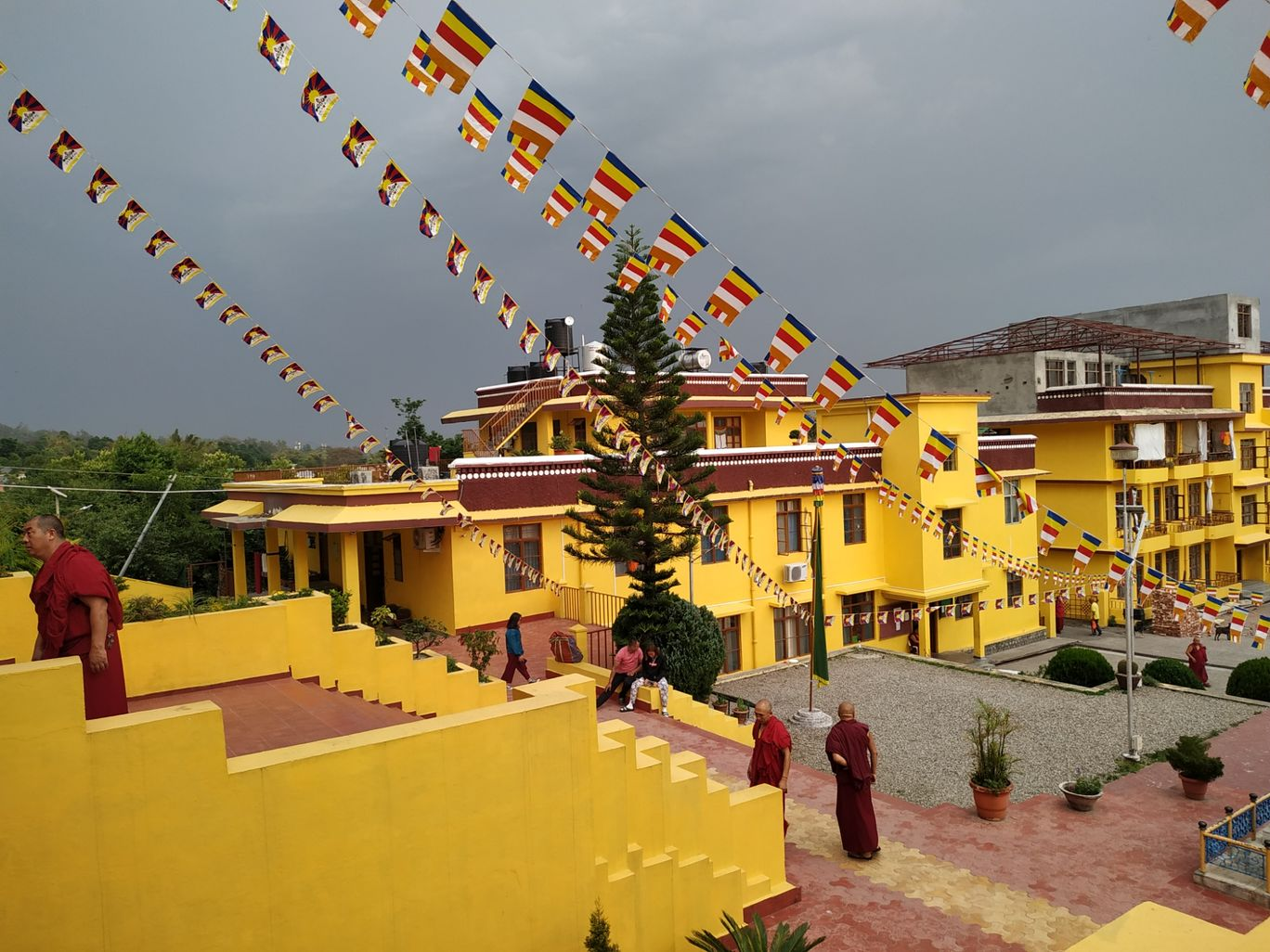 Photo of Gyuto Monastery By Siddharth Shankar