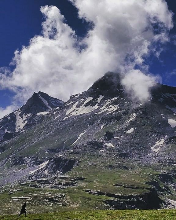 Photo of Rohtang Pass By Mayank Jain