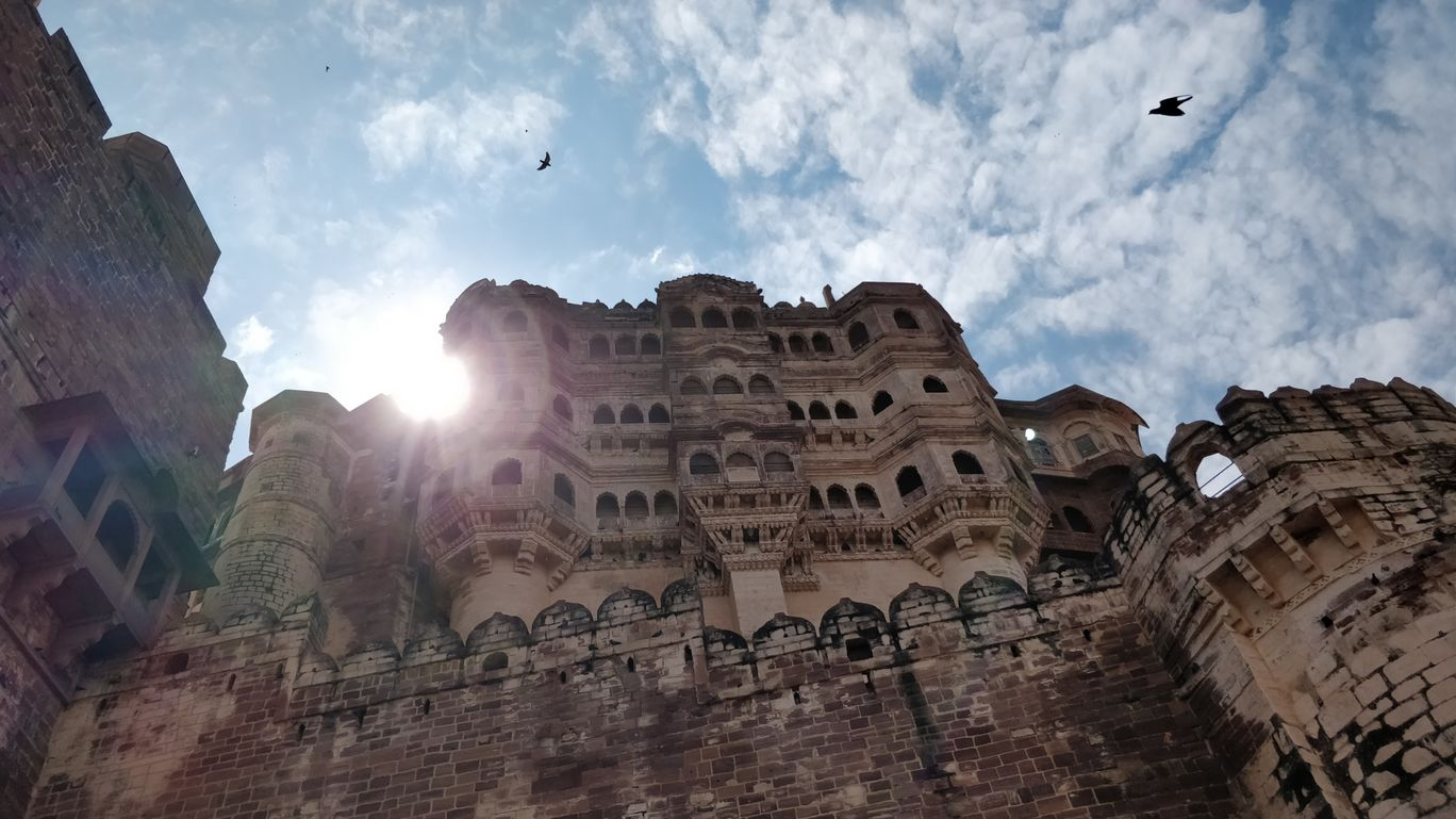 Photo of Mehrangarh Fort Museum By Meenakshi Singh