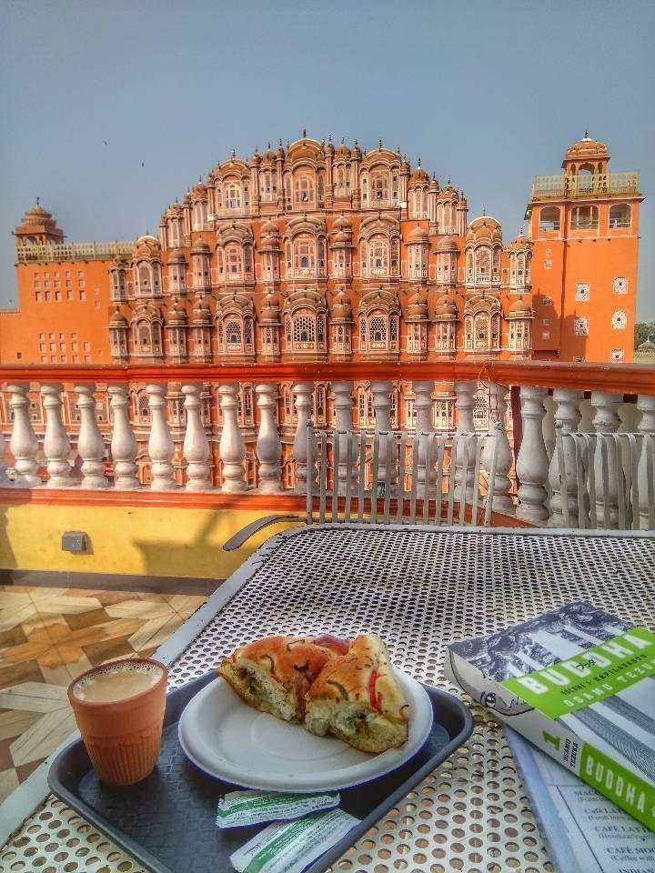 Photo of Hawa Mahal By Sayali