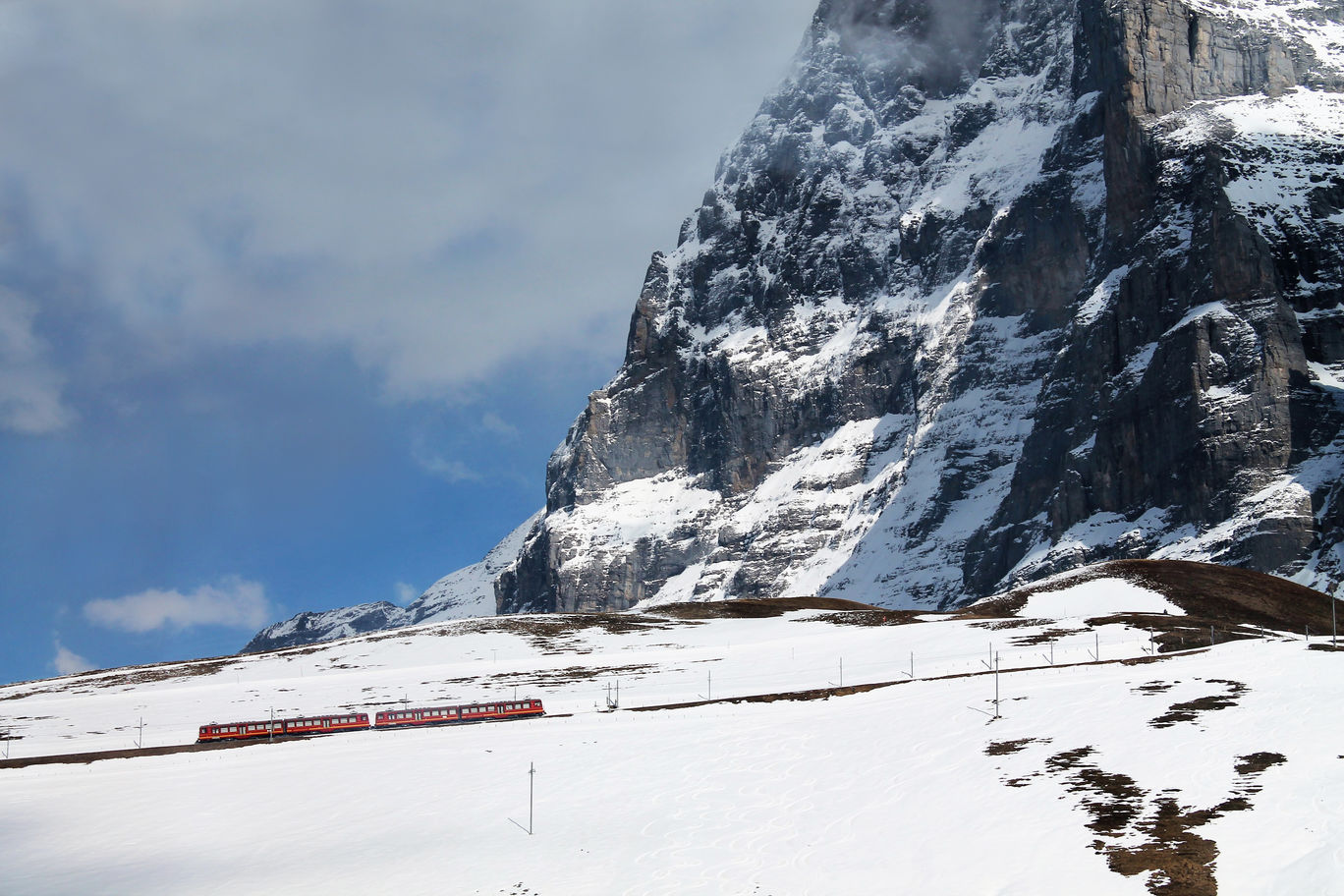 Photo of Jungfrau By Rajdeep Sawhney