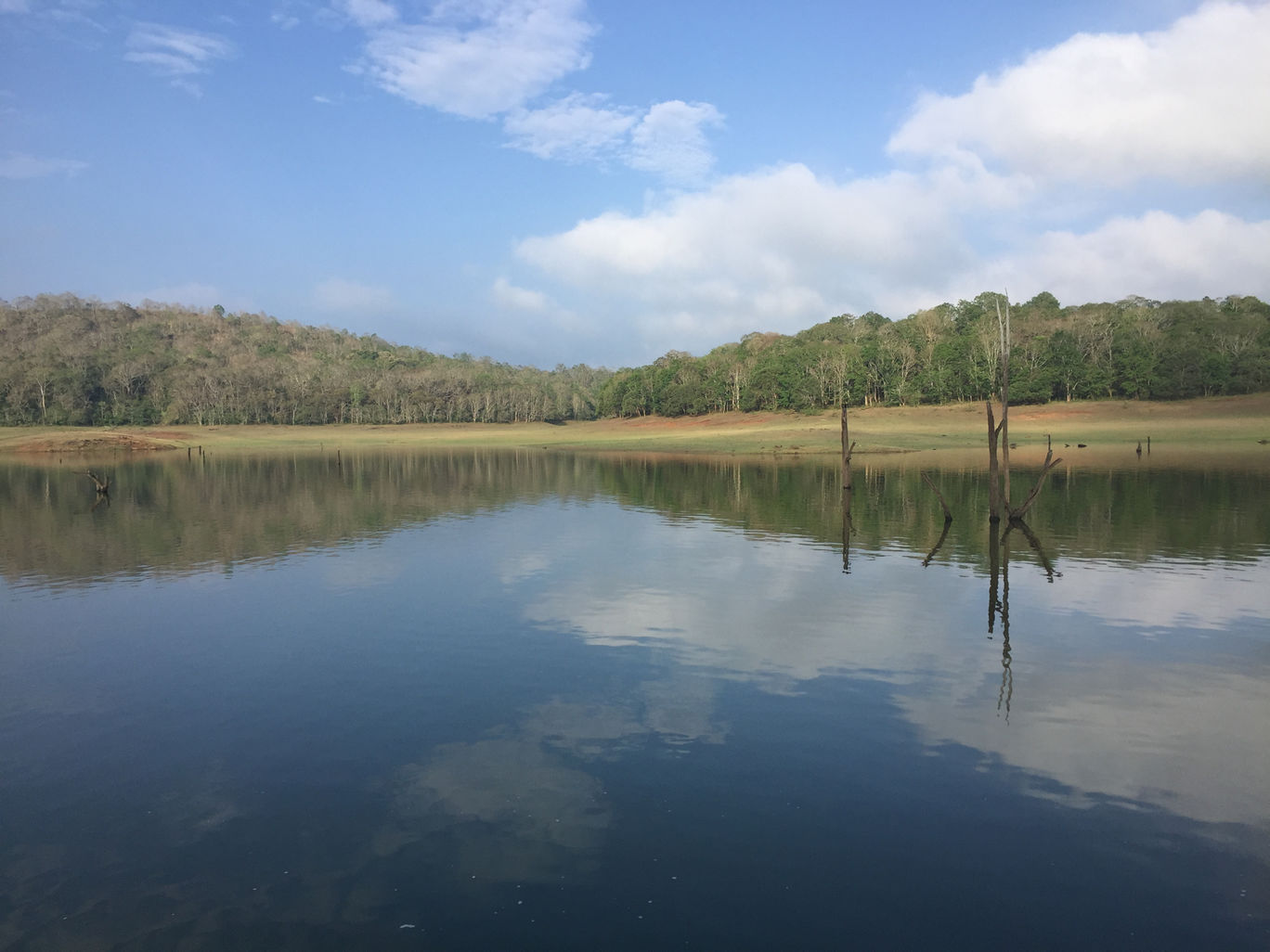 Photo of Boating in Periyar Tiger Reserve #Thekkady By Vaisakh V Lal