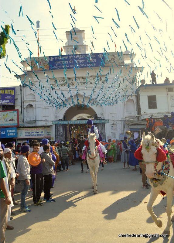Photo of Paonta Sahib By Chief RedEarth