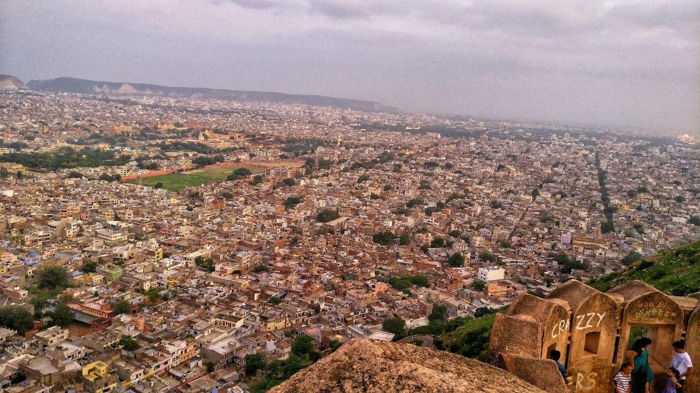 Photo of Pink city Jaipur #Mykindacity By Neha jain
