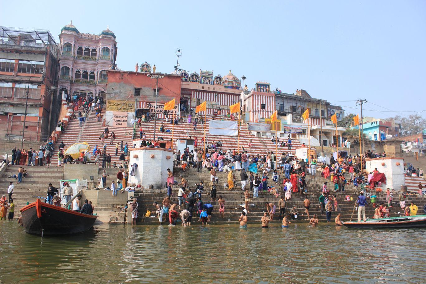 Photo of Banaras By Neha jain