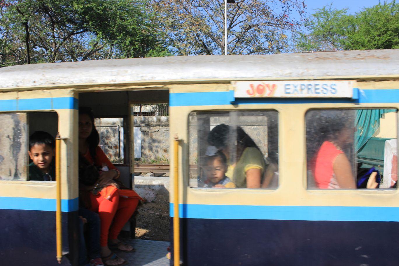 Photo of Rail Museum By Neha jain
