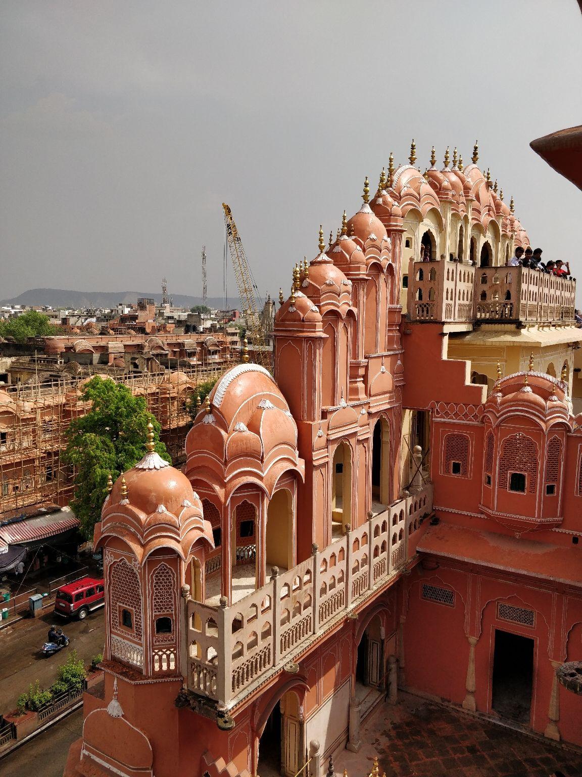 Photo of Hawa Mahal By Neha jain