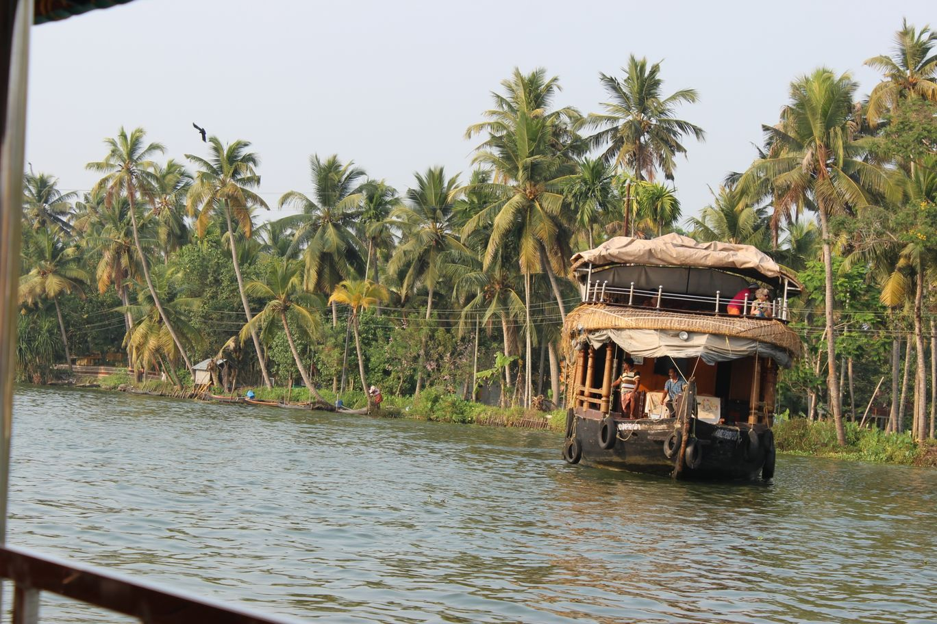Photo of Alleppey Boathouse By Neha jain