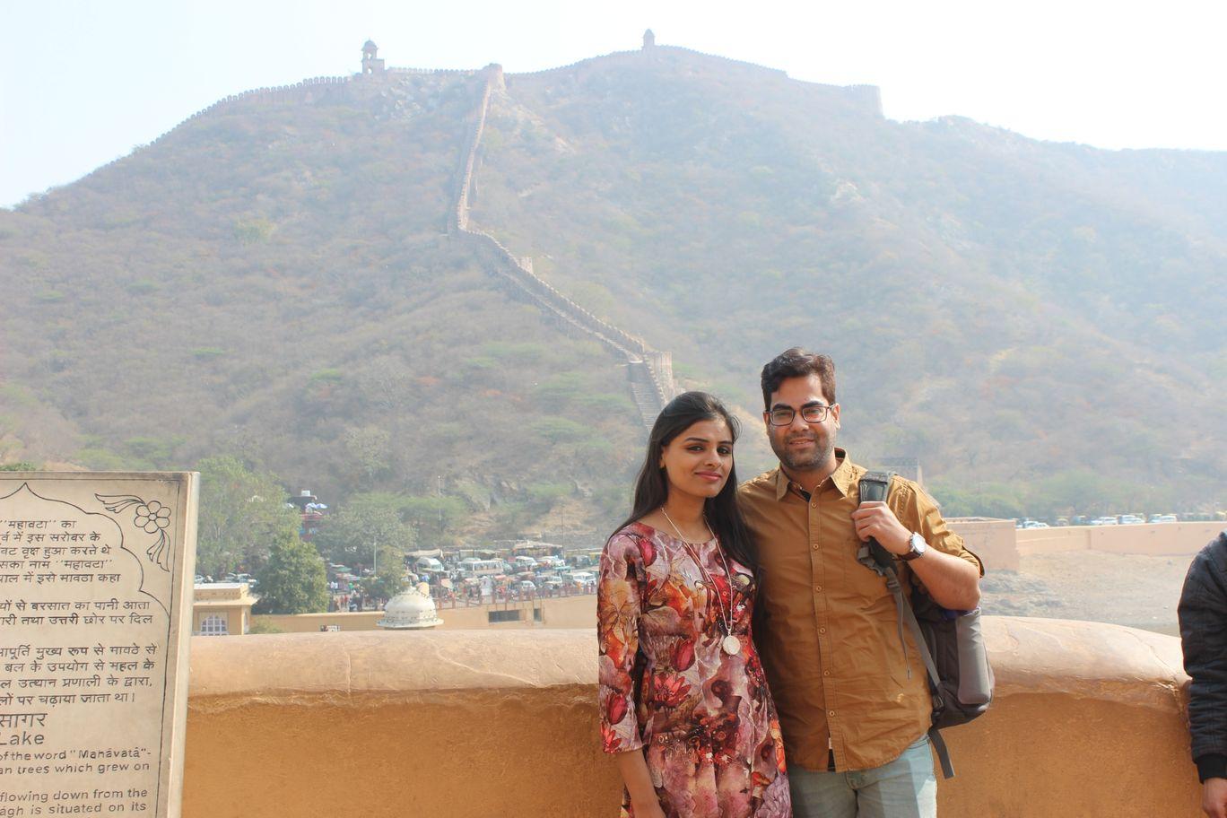 Photo of Amber Fort By Neha jain