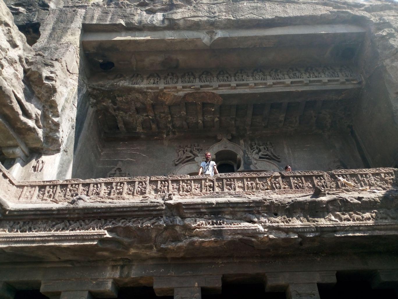 Photo of Ajanta caves By Shashi Lingo