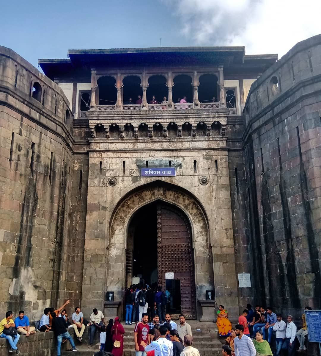 Photo of Shaniwar Wada By Shashi Lingo