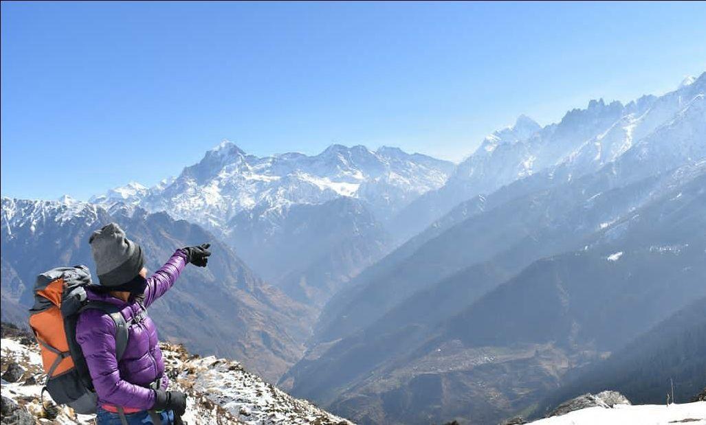 Photo of Kuari Pass Trek By Preethi