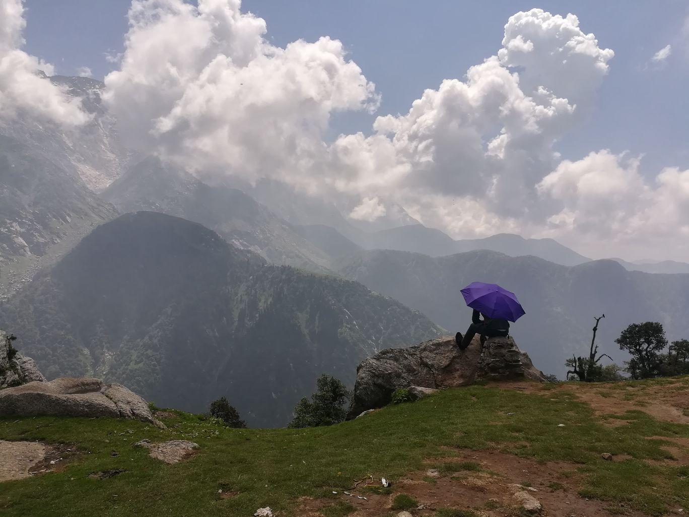 Photo of Triund Trek By Pooja Yadav