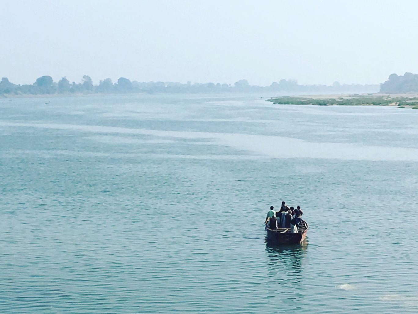 Photo of Narmada River By Ketki Kulkarni
