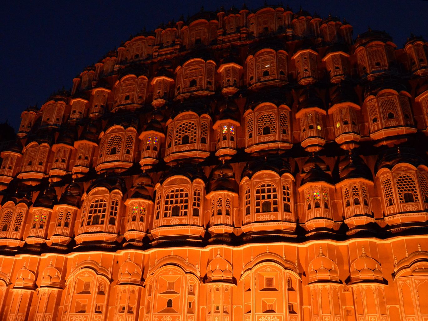 Photo of Hawa Mahal By Ketki Kulkarni