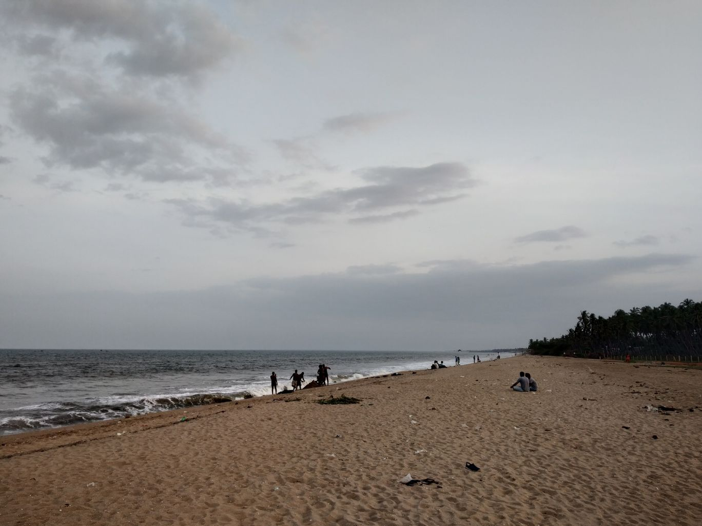 Photo of Auroville Beach By Vamshi Krishna