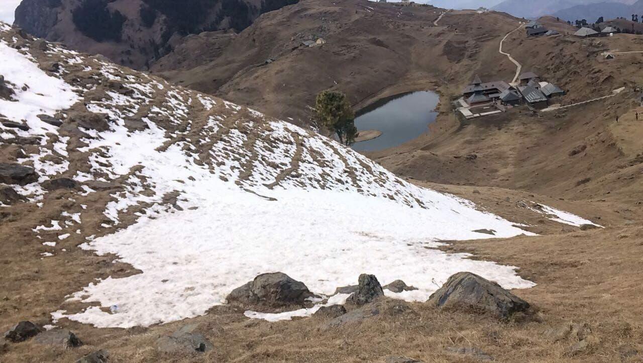 Photo of Parashar Lake By Ruchi Awasthi