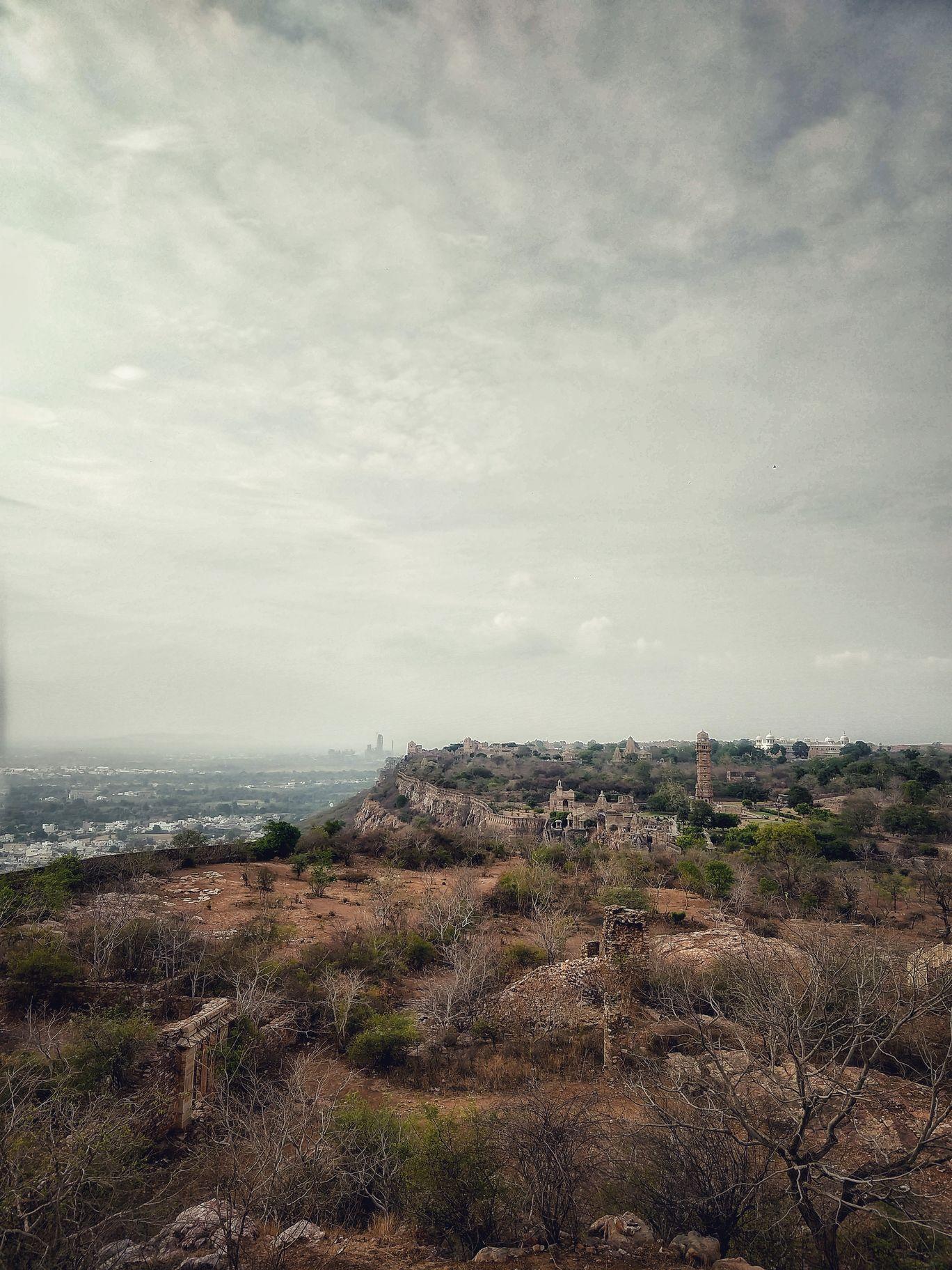 Photo of Chittorgarh Fort By Harsh