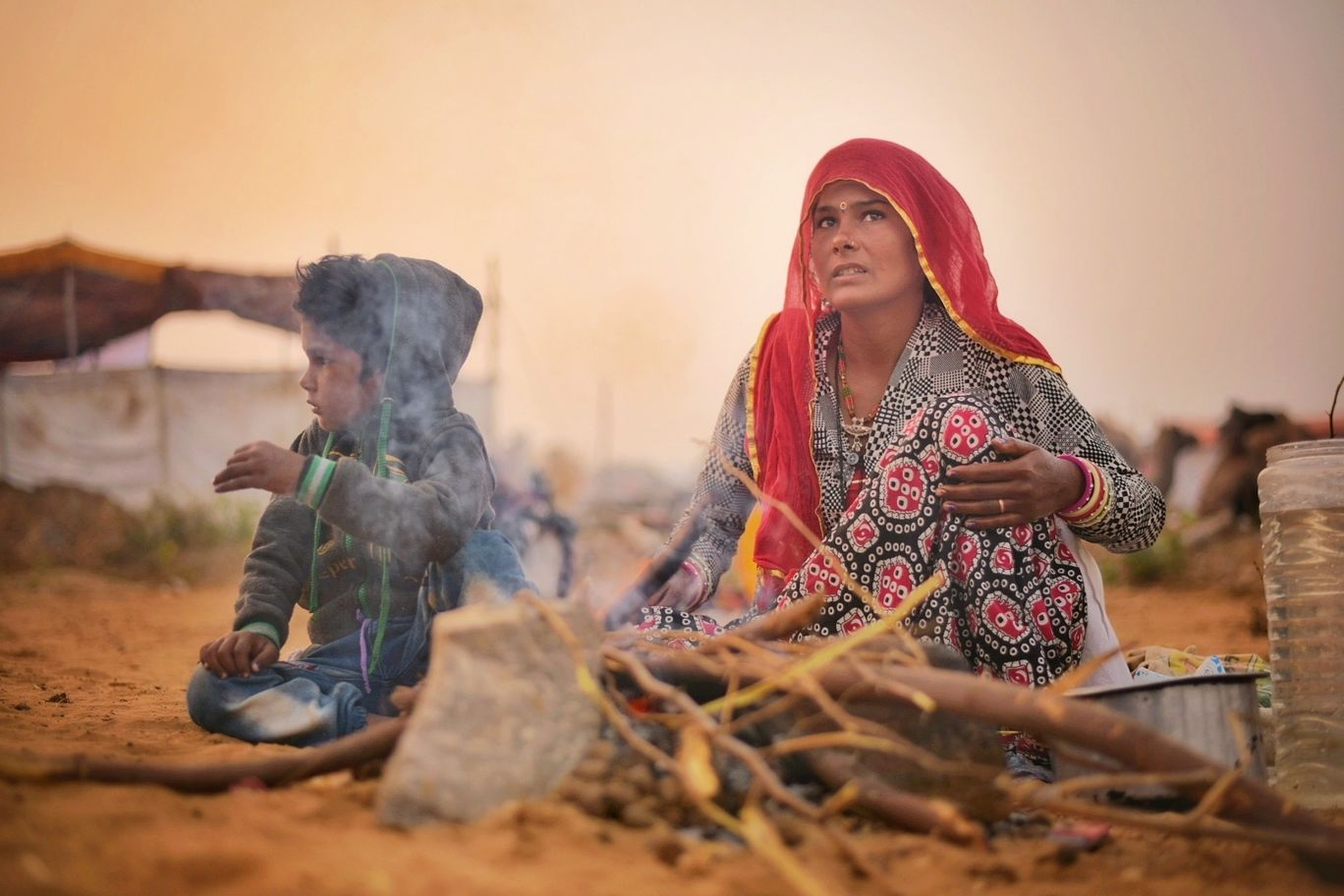 Photo of Pushkar By Manish Kumar