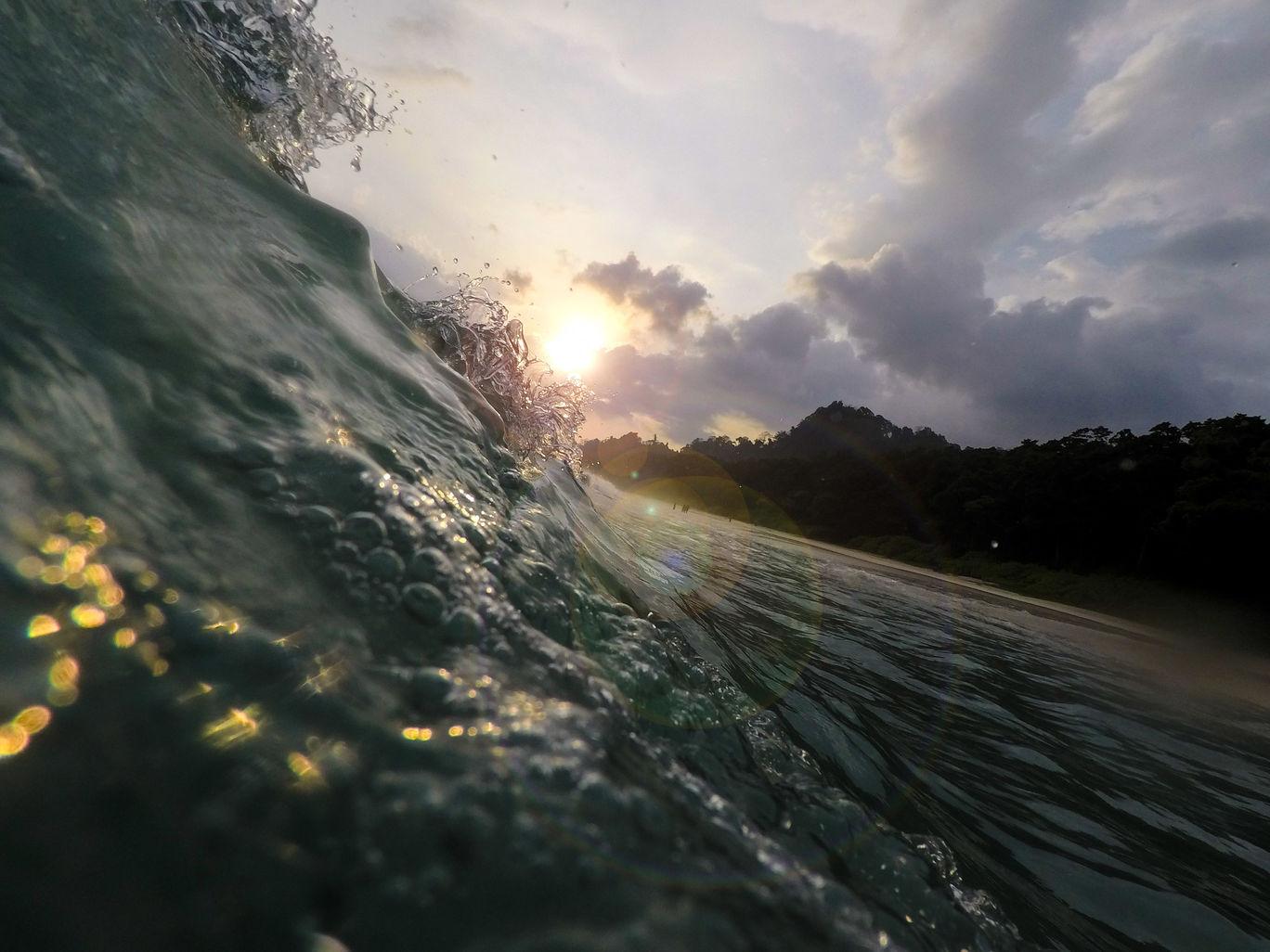 Photo of Radhanagar Beach By Dylan D'silva