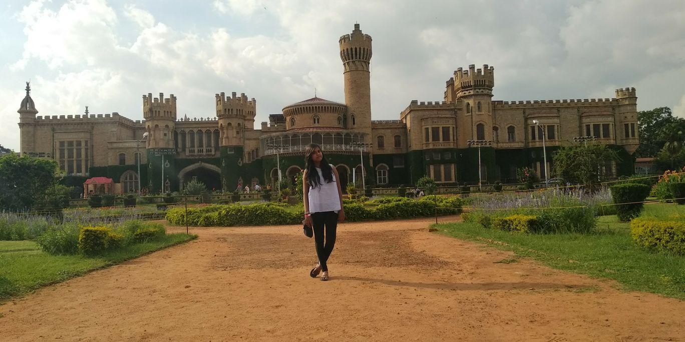 Photo of Bangalore Palace By nitika kumari