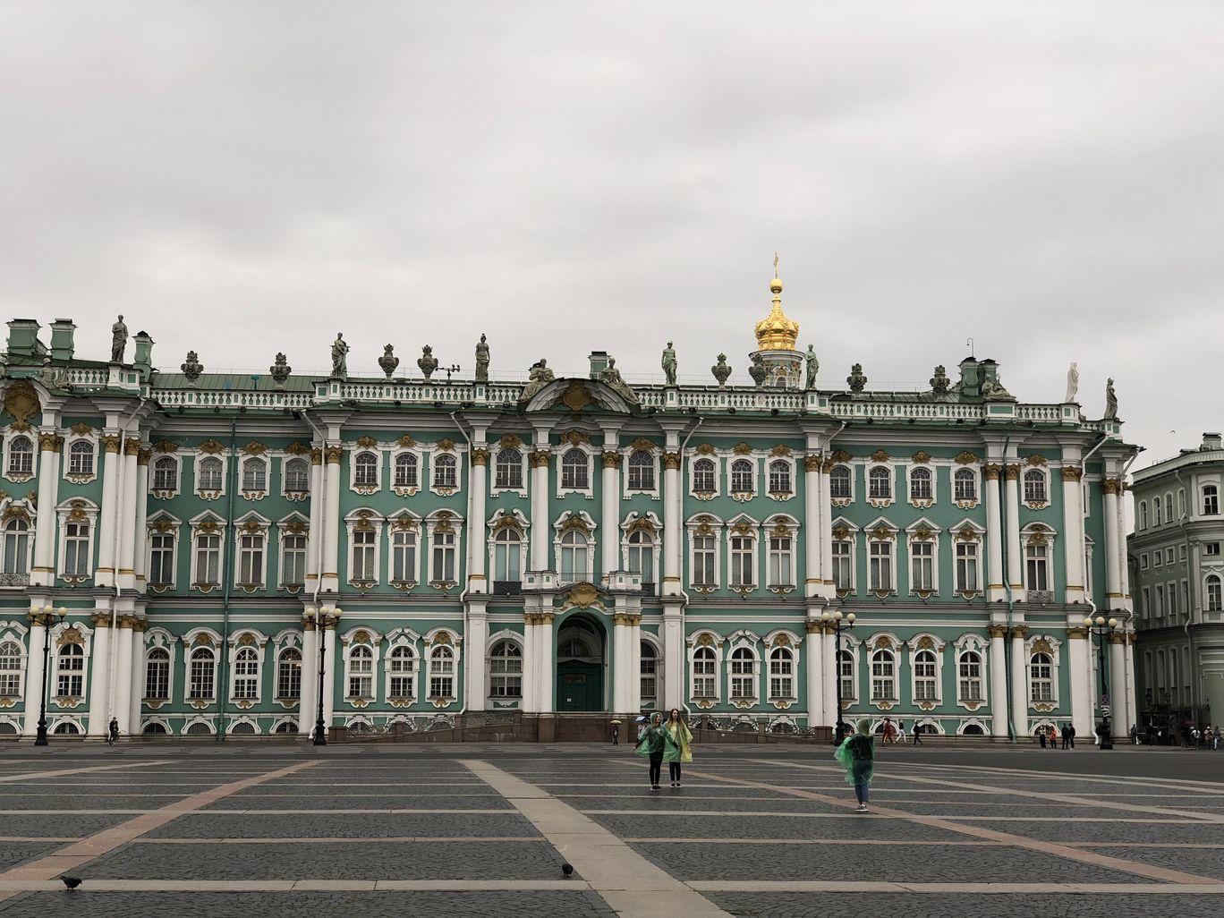 Photo of Saint Petersburg By pooja jain