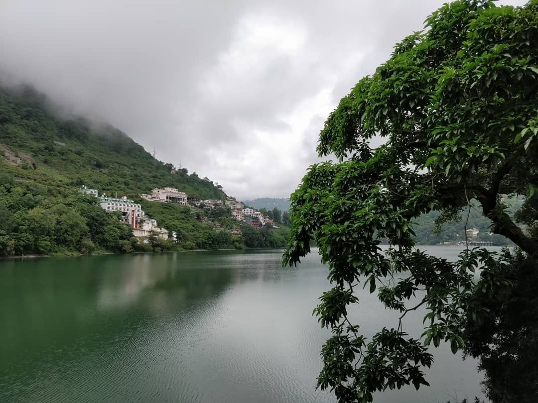 Photo of Bhimtal Lake By Himanshu Sharma